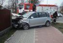 Не уступила дорогу: итог – авария (фото)