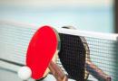 Пройдет чемпионат по настольному теннису