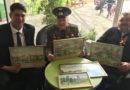 Рисунки на тему обороны Лиепаи переданы ветеранам