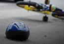 На площади К.Залес сбили подростка на велосипеде