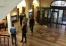 В Лиепайский суд доставили обвиняемых в убийстве Эгила