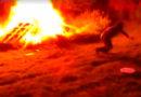 Как не надо разжигать костер на Лиго