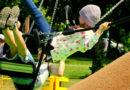 В Лиепае закрывают все детские площадки, чтобы ограничить распространение Covid-19