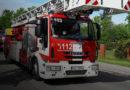 Пожарные из здания спасли человека и кота