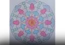 Хотите научиться рисовать хной рисунок Mhendi?