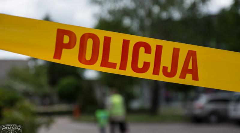 Лиепая: полиция ищет свидетелей ДТП