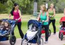 Молодых мам приглашают на тренировки вместе с малышами