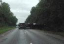 Внимание:  на дороге Гробиня – Приекуле авария
