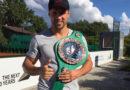 Боксер Майрис Бриедис отдаст госпремию на благотворительность