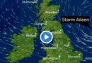 Синоптики: к Латвии приближается мощный циклон