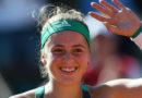 Остапенко одержала победу в первом матче SPb Ladies Trophy
