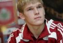 Латвийский форвард Артем Руднев завершил карьеру