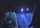 """Лиепайчанка: """"Теперь можно понять как мог бы выглядеть конец света"""" (видео)"""