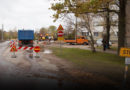 Идет реконструкция улицы: не нарушайте ПДД