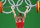 Штангистка Коха в четвертый раз подряд стала чемпионкой Европы