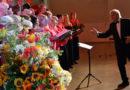 Хор «Лива» отметил свой 80-летний юбилей