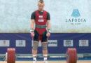 Латвийский штангист принес Латвии второе золото