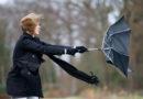 На Латвию движется буря