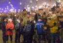 Во время факельного шествия будет ограничено движение