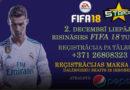 В Лиепае состоится турнир по футболу на игровой приставке