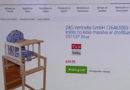 В Латвии продают запрещенные в ЕС детские стульчики