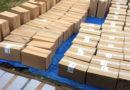 В Курземе изъято 1,5 миллиона контрабандных сигарет