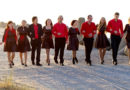 Приглашают на юбилейный концерт ансамбля «Шоколаде»