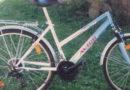 В Гробине на улице Калею украден велосипед Avigo