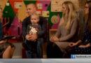 Семья Черновых побывала на Латвийском телевидении