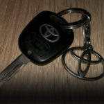 Найдены ключи от автомобиля на улице Оскара Калпака