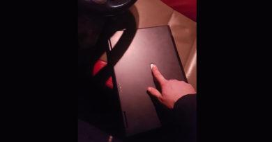 Возле магазина DEPO найден ноутбук