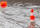 В реках резко поднимается уровень воды, есть угроза затопления