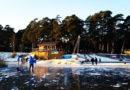 В «BB wakepark» в Беберлини – каток под открытым небом