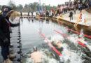 25 января в Беберлини пройдет чемпионат по зимнему плаванию