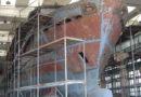 Cудоремонтно-строительный завод продают с молотка за долги