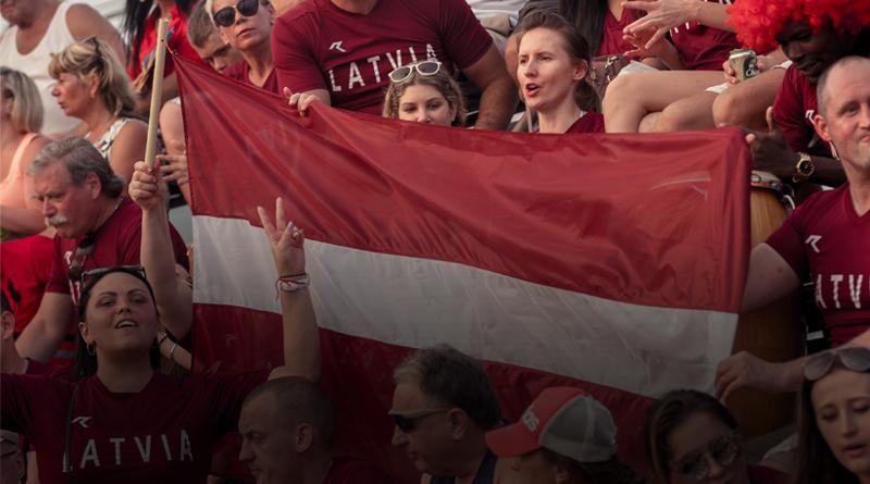 Сборная Латвии на турнире по пляжному футболу в Таиланде: отчет