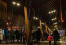 В Елгаве прошел фестиваль ледяных скульптур (фото, видео)