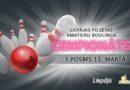 В Лиепае состоится любительский чемпионат по боулингу