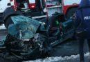 ДТП на улице Пулвера: пострадавшего освободили спасатели