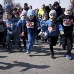 Первый этап марафона «Bigbank Skrien Latvija» в Лиепае (видео)