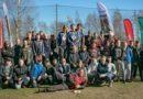 Состоялись соревнования по пейнтболу среди учащихся (фото)