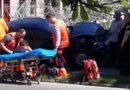 На улице Ганибу авария, есть пострадавшие (фото)