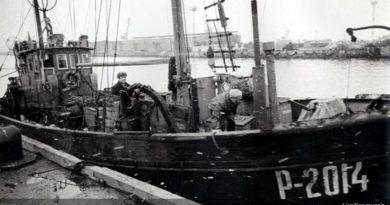 Колхоз «Большевик»: воспоминания людей – о людях, море и рыбе