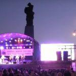 День Победы в Лиепае (видео)