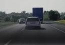 Самоубийца на Лиепайском шоссе (видео)