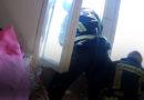 Латвийский пожарный на лету поймал самоубийцу (видео)