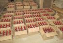 Раскрыт подпольный спиртзавод и изъято более 3 млн. сигарет