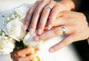Статистика: выросло число регистрируемых браков