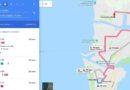 Расписание общественного транспорта доступно в «Google Maps»