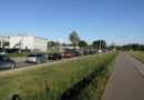 Ремонт моста: на объездной дороге огромные пробки (опрос)